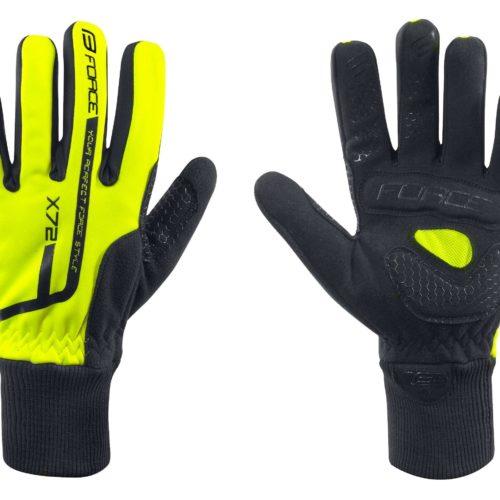 rękawiczki długie force