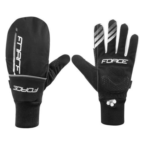 rękawiczki zimowe force